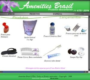 Site AmenitiesBrasil