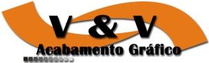 Logo Marca V&V Acabmento