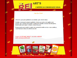 Rei Arts Toldos Faixadas e Luminosos